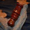 honduras mahogany with maple striped duck call