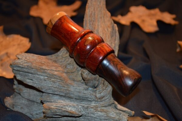 Paduak single reed Cocobolo