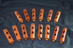 batch of lightwoods whistles
