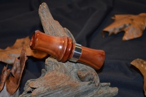 Single reed Cedar call
